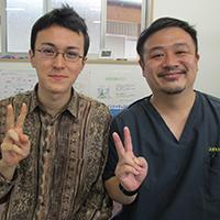 島田市スギモト整体院でストレートネックの施術を受けられたお客さまの声